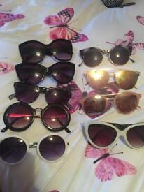 New sunglasses for £4 each or £30 for all