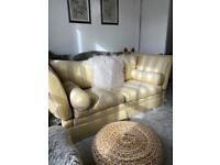 Duresta Parker knoll style grand sofa