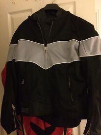 Lady's motorbike jacket