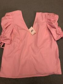 Ladies Miss Selfridge top - size 10 - brand new with tags - BNWT