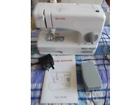 small portable sewland sewing machine