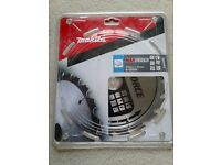 Makita Makforce Circular Saw Blade BRAND NEW IN PACKET,