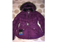 Dare2be Purple Woman's Jacket
