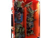 Assortment of warhammer death guard