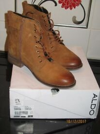 Aldo ankle boots size 8