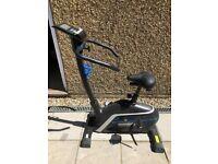Exercise Bike - Roger Black Platinum Magnetic bike