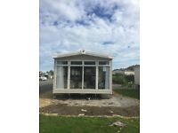CHEAP STATIC CARAVAN FOR SALE IN CONWY NORTH WALES