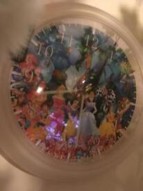 Disney clock