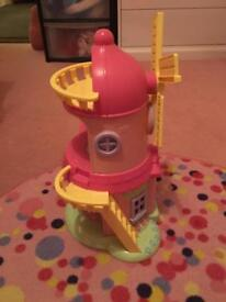 Playmobil windmill that makes sounds