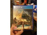 Ps4 assassin's creed origins assassin creed