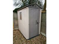 Keter 6x4 shed spares or repair