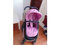Icandy Straberry2 - carrycot and pushchair - 2 in1 - buggy