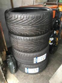 4 x 215 35 18 tyres