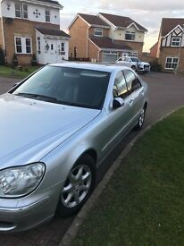 ***REDUCED*** MERCEDES S 350 LOW MILEAGE 1 OWNER FULL HISTORY