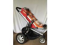 Quinny Buzz stroller RRP 450£ will sell fast 60%off 180£ forward/rearward facing + extra accessories