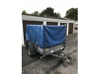 Ifor Williams trailer - GD64