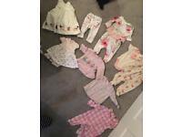 3-6 month girl bundle including ted baker