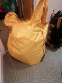 Lazyboy beanbag