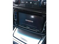 kenwood ddx5015dab double din head unit