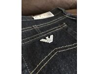 Armani jeans *New with tags* size 28 colour Indigo