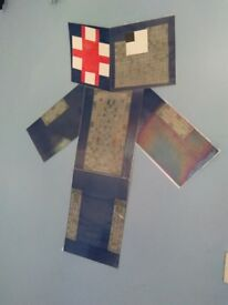 MINECRAFT WALL POSTERS