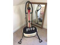 JTX Vibration Plate Exercise Machine