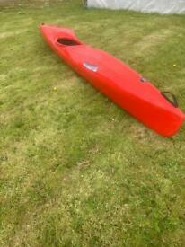 Perception Wavehopper Whitewater Kayak