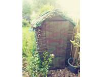 FREE SHED MUST GO