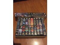 Variety of Star Trek vhs tapes
