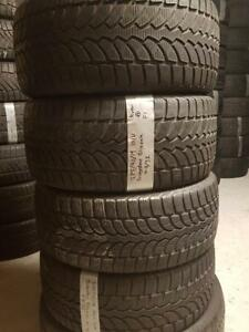 275/40/19 245/45/19 kit staggered bridgestone blizzak