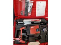 Hilti PMC 46 Laser Levelling Tool. newA