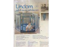 Lindham Play pen / room divider
