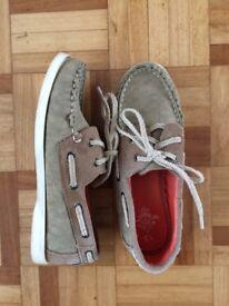 Kids Next Boat Shoes