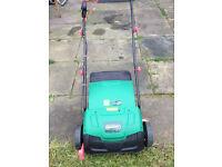 Electric Qualcast Lawn Rake & Scarifier for sale