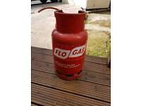 Bbq gas bottle
