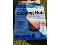 Streetwize Single Cooking Hob