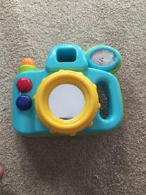 Early learning centre camera