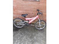 Girls olympus bicycle