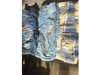 3 Boys shorts Mini Boden and Next Size 4 years old