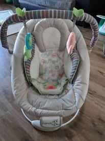 Baby rocker chair