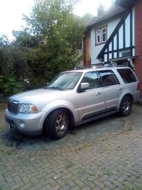 Fully Loaded Lincoln Navigator
