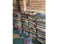 1200 vinyl records lps