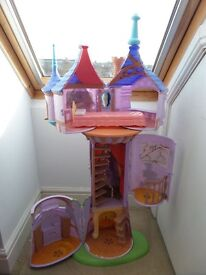 Disney 3ft Rapunzel Tower