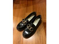 Ladies Shoes - Tommy Hilfiger Daisy Chain Loafer Size 3 UK (99% New)