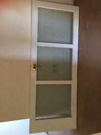 Glazed Fire Door