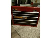 Halfords 7 drawer tool chest
