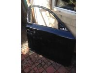 BMW 1 SERIES 5DR FRONT DRIVER SIDE DOOR RIGHT O/S/F