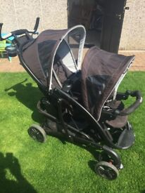 graco sport duo luxe double buggy