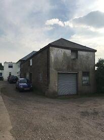 Ex farm building
