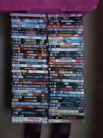 75 various DVDS